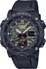 Casio G-Shock * GA2000SU-1A Carbon Core Guard Utility Color Black Watch for Men