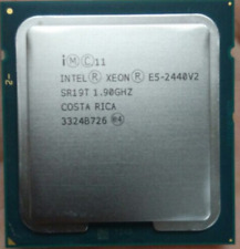 Intel Xeon E5-2440 V2(SR19T)1.90GHz 20M LGA1356 8-Core CPU Processor