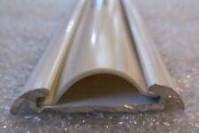 "1"" Bone 35 FT. Vinyl Insert Molding Trim Screw Cover RV Boat Camper New Color!!!"