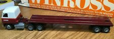 Winross Mack Trimac Tractor/Flatbed Trailer 1/64