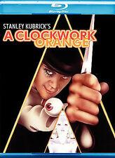 A Clockwork Orange (Blu-ray Disc, 2007, Special Edition)