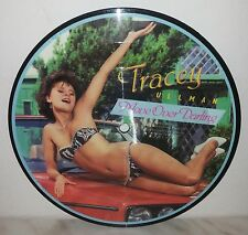 """7"""" 45 GIRI TRACEY ULLMAN - MOVE OVER DARLING - PICTURE DISC"""