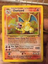 2002 Pokemon Legendary Collection Charizard HOLO Rare 3/110 Near Mint