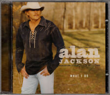 Alan Jackson – What I Do CD Arista Nashville 2004 NEW