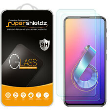 2x Supershieldz Tempered Glass Screen Protector for Asus ZenFone 6 (ZS630KL)