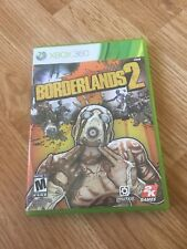 Borderlands 2 Xbox 360 Cib Game Complete XP1