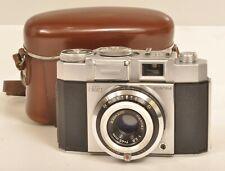 Zeiss Ikon CONTINA III Model 529/24 Objektiv Pantar 2,8 / 45mm + Tasche + Zub.