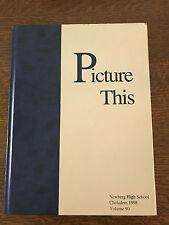 1998 NEWBERG HIGH SCHOOL Yearbook Newberg Oregon OR CONDITION FINE!!