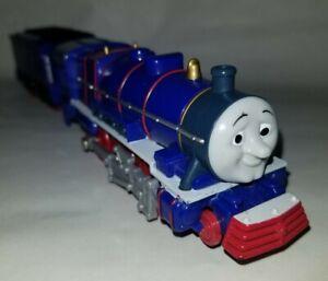 HANK & COAL TENDER Thomas & Friends Trackmaster Motorized Train Mattel 2pc LOT