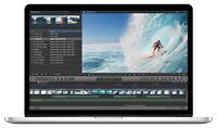 """Apple MacBook Pro 15.4"""" Retina """"Core i7"""" 2.2Ghz 256GB SSD 16GB Ram -MGXA2LL/A"""