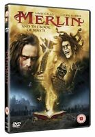 MERLIN AND THE BOOK OF BEASTS JAMES CALLIS LAURA HARRIS ANCHOR BAY UK R2 DVD NEW