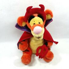Disney Valentine Little devil Tigger Limited Edition 2001 Plush Winnie The Pooh