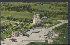 America Postcard - Irish Hills Towers and Inn, Michigan  T440