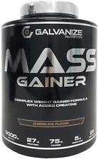 Galvanize Nutrition Mass Gainer 3kg