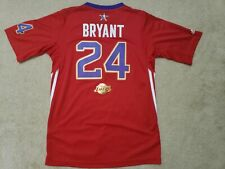 Kobe Bryant NBA All Star Game 2014 New Orleans Adidas Jersey Size Small *Rare*