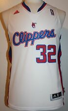 Blake Griffin #32 Los Angeles Clippers YOUTH White Swingman adidas Jersey