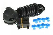 Towbar Wiring Kit with Audible Sensor Relay 12N 7 pin Socket 1.5m Cable MP383B