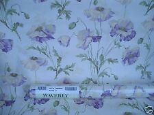 Wallpaper Waverly 5500045 Heirloom Large Floral 60% Off discontinued popples