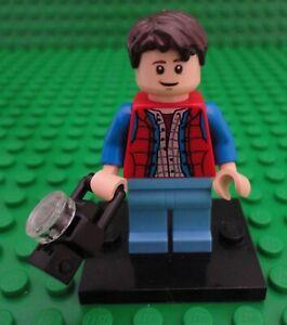 LEGO Spider-Man PETER PARKER w/ Camera Mini Figure Minifig 100% Authentic