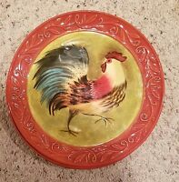 "Cracker Barrel BREAK OF DAWN 10 1/2""  Dinner Plates #2 Set of 2"