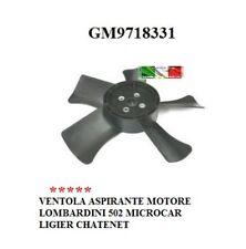 VENTOLA ASPIRANTE PER LOMBARDINI 502 LIGIER MICROCAR CHATENET GM9718331