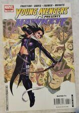 Young Avengers Presents Hawkeye #6 Aug 1st Print Kate Bishop as Hawkeye
