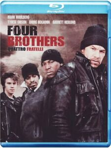 Four Brothers (Blu Ray) Mark Wahlberg