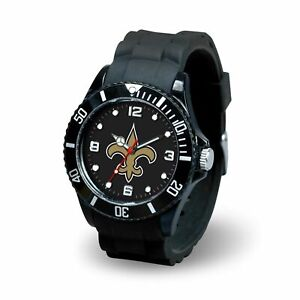 Men's Black watch Spirit - NFL - New Orleans Saints