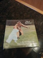 Rod Stewart An Old Raincoat Won't Ever Let You Down CD