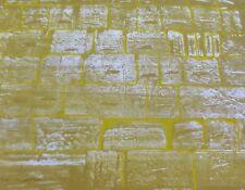 Menashe Kadishman Western Wall f.Jerusalem Portfolio 1977 Hand signed Silkscreen