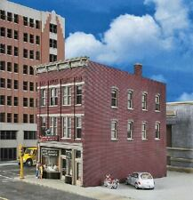 WALTHERS CORNERSTONE HO SCALE 1/87 JEWELRY STORE BUILDING KIT | BN | 933-3476