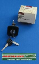 OEM Genuine Austin Rover Metro Boot Lid/Tailgate Lock Assembly with Keys JRC2559