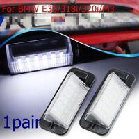 2pc Premium Car Truck 18LED License Plate Light/Lamps For BMW E36/318i/320i/M3