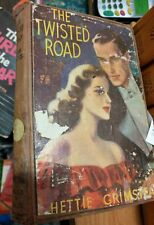 The Twisted Road by Hettie Grimstead Mills & Boon Hardback 1951