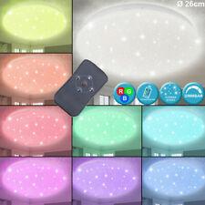 ETC Shop RGB LED Deckenleuchte mit Fernbedienung