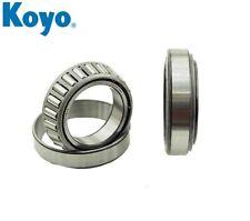 For Nissan Infiniti Set of 2 Front Outer Wheel Bearings Koyo 40215D0100 / WB0109