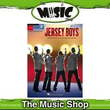 New Jersey Boys Pro Vocal Men's Edition Book & OLA - Volume 63 - Four Seasons