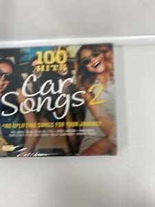 Various - 100 Hits - Car Songs 2- New And Sealed