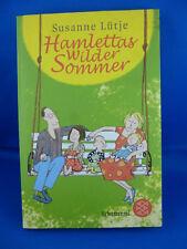 Hamlettas wilder Sommer von Susanne Lütje (2009, Taschenbuch)