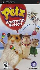 Factory Petz Hamsterz Bunch for Sony PSP Console
