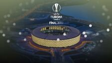 Uefa Europa League 2018/2019 Baku Category 1
