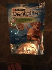 Purina Dentalife Daily Oral Care Chew Adult Large 4 Pack 142g  X 5 Packs