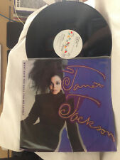 JANET JACKSON WHAT HAVE YOU DONE FOR ME LATELY VINYL SINGLE RECORD 12""