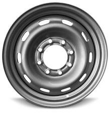 "New 17""  8 Lug 2003-2013 Dodge Ram 2500 SRW Replacement Steel Wheel Rim 8-165.1"