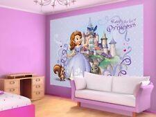 Décorations maison violet avec des motifs Disney pour enfant