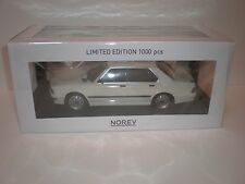 1/18 Norev 1986 BMW M5351 white Limited edition 1000