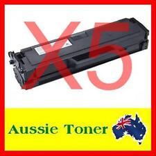 5x HIGH YIELD for DELL B1160 B1160W 1160 1160W B1165 Toner Cartridge Black Laser