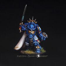 Warhammer 40k Painted Primaris Space Marine Captain