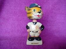 Detroit Tigers Bobbing Nodder Head 1961 white base