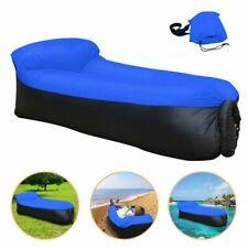 Air Lounger Sofa Sitzsack Aufblasbares Luftsofa Garten Strand Campen Schwimmen